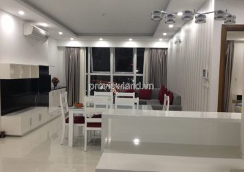 Apartment for sale Thao Dien Pearl, area of 135sqm, high floor, river view, full furniture