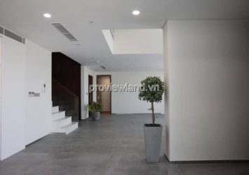 Penthouse City Garden apartment for sale, high floor, area of 321sqm with 2 floors