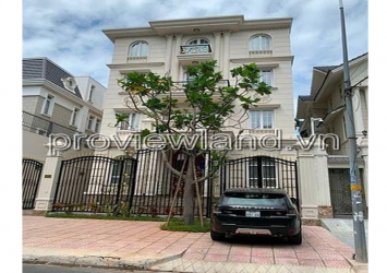 Super villa neoclassical District 2 for sale 8 bedrooms