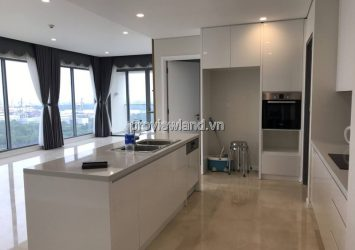 for sale apartment 4 bedroom basic furniture of Diamond Island project
