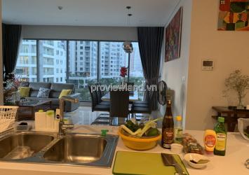 Diamond Island apartment for rent 3 bedroom luxury interior