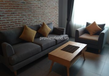 Tropic Garden apartment for sale with a spacious garden full of furniture