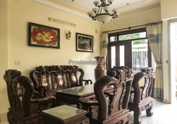 Villa District 2 for rent 1 ground 2 floors 6 bedrooms