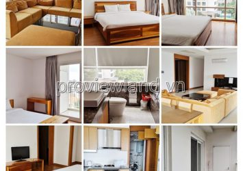 Selling Xi Riverview apartment on Nguyen Van Huong street with 3 bedrooms