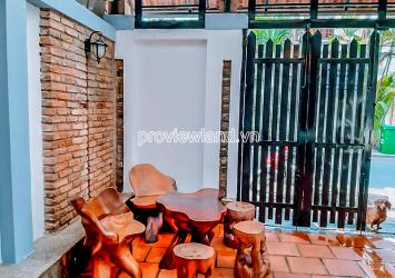 House for sale in Thao Dien, Nguyen Van Huong, 132m2, 1 ground floor + 3 floors, 4 bedrooms