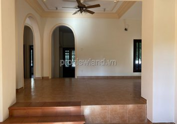 Selling for sale in Compound Thao Dien District 2 307m2 of 3-storey residential area