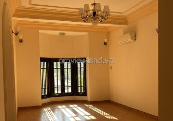 Villa for rent Thao Dien in Compound area 307m2 3 floors 4Brs
