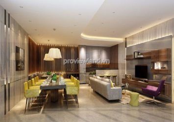 Estella Heights apartment rented a 3-bedrooms with high floor T2