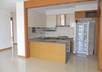 Xi Riverview apartment for rent 3 bedrooms with river view on the middle floor