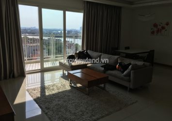 Apartment for rent in District 2 Xi Riverview Place project with 3 bedrooms