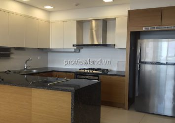 Apartment Xi Riverview Palace 3 bedrooms has been furnished for rent