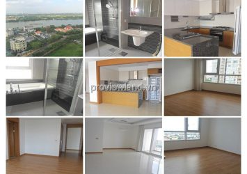 Apartment for sale in Xi Riverview Palace project on middle floor with basic interior