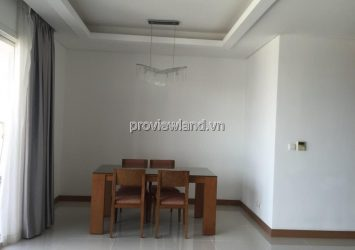 Xi Riverview apartment for rent with 3 bedrooms fully furnished and comfortable