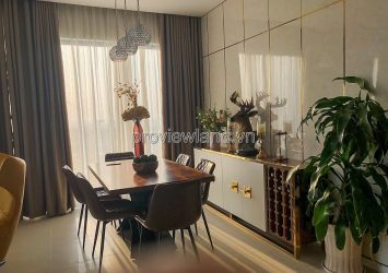 Diamond Island apartment for rent luxury furnished with many utilities