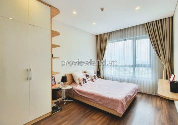 For rent apartment 3 bedrooms luxury furnished on Diamond Island