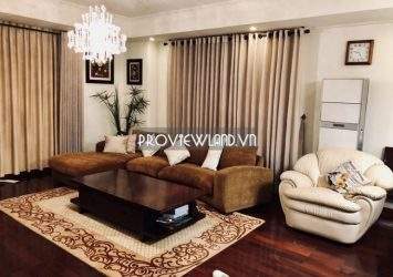 Luxury apartment for sale with 3 bedrooms in The Manor Binh Thanh