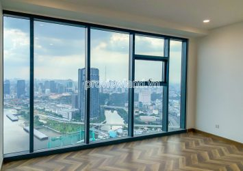 High floor apartment for sale at Sunwah Pearl block Silver 3 bedrooms with river view
