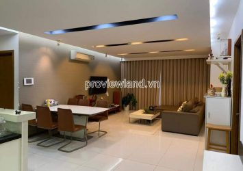Apartment for sale with 3 bedrooms, area 137m2, high floor, at A Thao Dien Pearl tower
