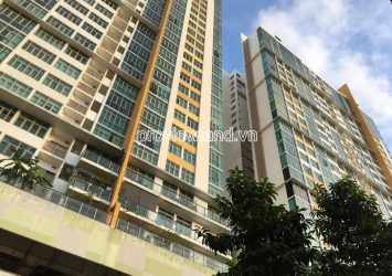 Apartment for sale at The Vista An Phu District 2 with 3 bedrooms river view
