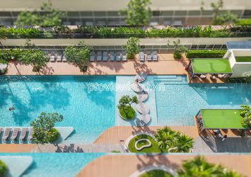 Need for rent 3-bedroom apartment at Vista Verde high floor with river view