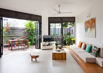 Villa for sale corner 2 frontage 88, Thanh My Loi, 3 floors, 168m2, very beautiful house