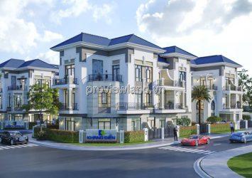 Buy a townhouse in Verosa Park District 9, corner 3 front, 341m2 area