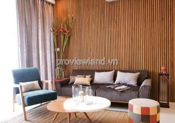 Thao Dien Pearl apartment for sale, 2 bedrooms, 115m2, fully furnished