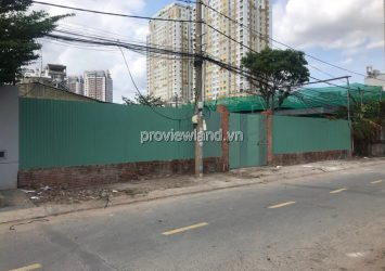 Land for sale on 40 Thao Dien street, 366m2 of red book, convenient for offices and hotels