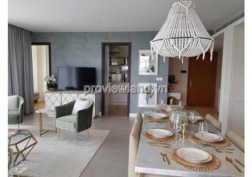 Diamond Island apartment for sale with 3 bedrooms, low floor of T3 tower