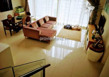 Selling penthouse The Estella District 2 area 252sqm 4 bedrooms 2 floors