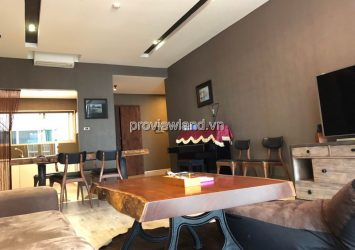 Apartment for rent in The Vista, low floor T2 tower includes 3 bedrooms, fully furnished