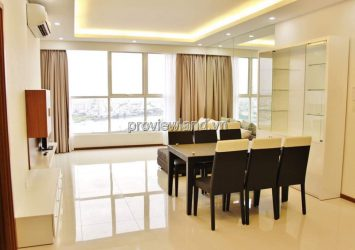 Apartment for sale in Thao Dien Pearl, 3 bedrooms high floor, beautiful view