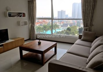 Thao Dien Pearl apartment block B for rent with 3 bedrooms, area 132m2