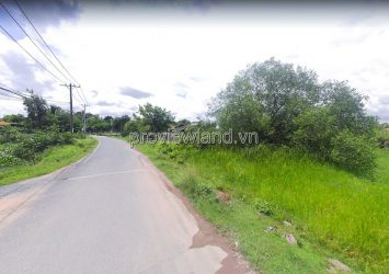 Selling the land is located at D2 Street, District 9, 22,903m2, suitable for project investment