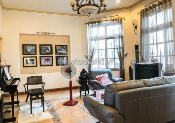 Fideco Thao Dien villa for sale, with garden, 3 floors, 340m2 pink book