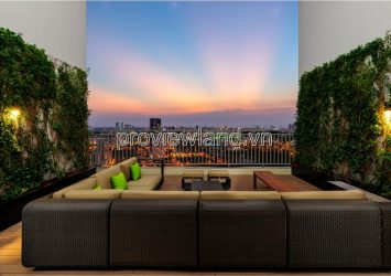 Riviera Point apartment for sale in T5 tower with 3 bedrooms full furnished