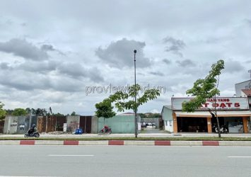 Land for sale in Thu Duc area of 4600m2 red book, built with 30 floors, extremely attractive price