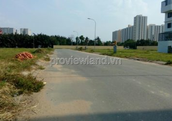 Land for sale in An Phu-An Khanh District 2, urban land area 11,434m2