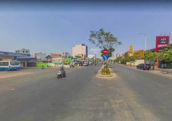 Residential land for sale on Tran Nao street, District 2, area 1713.5m2, suitable for building high-rise apartment buildings