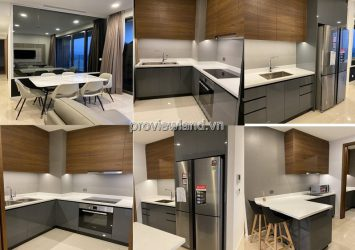 Apartment for rent in The Nassim 3-bedrooms high-rise Tower D with furniture
