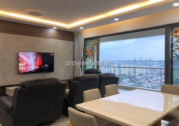 Selling high-rise apartment with 4 bedrooms Berkley tower at Gateway Thao Dien