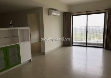 Masteri Thao Dien for rent 3 bedrooms apartment with some furniture
