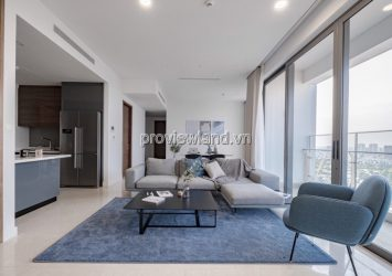The Nassim apartment with 3 bedrooms beautiful furniture river view for sale