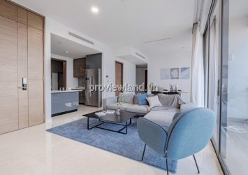 Apartment for rent in District 2 The Nassim river view luxury interior