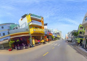 House for sale 2 fronts at Tan Binh Dang Van Sam street - Bach Dang street area 13x11m
