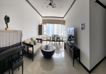 Saigon Pearl apartment for rent newly furnished with 3 bedrooms