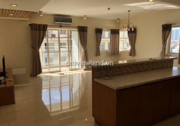 River Garden apartment for rent with 2 bedrooms basic furnished