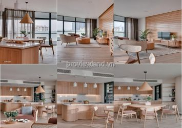 1655/5000 Apartment for sale in City Garden nice furniture with 3 bedrooms