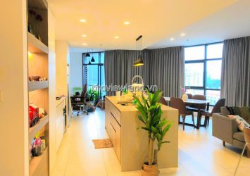 City Garden apartment for rent middle floor 3 bedrooms fully furnished