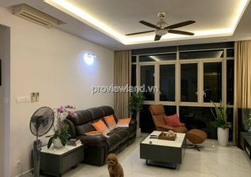 The Vista low-rise floor T3 tower fully furnished with river view for sale